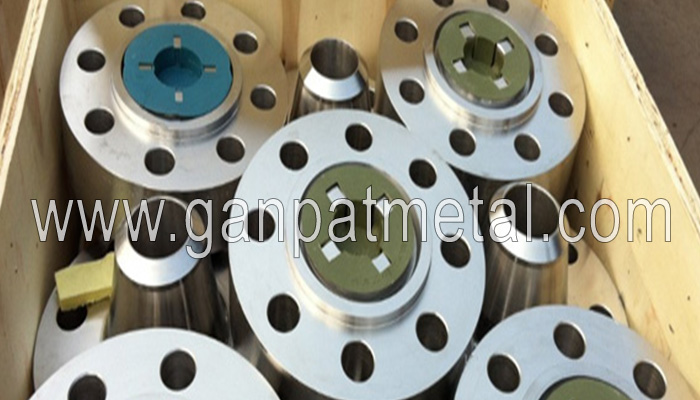ASTM A403, 234, 182, 815 Long Weld Neck Flanges Manufacturer/Supplier/Exporter In India
