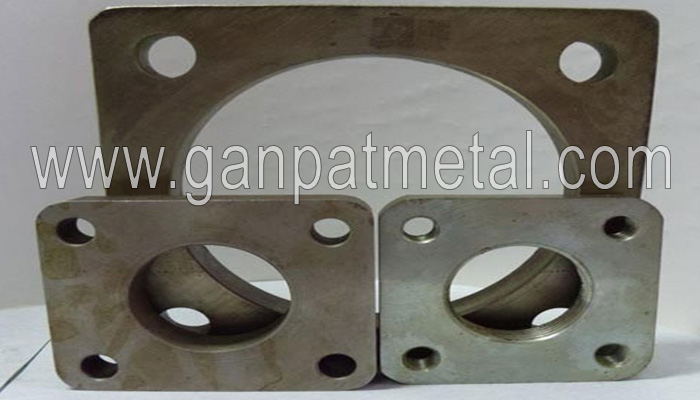 ASTM A403, 234, 182, 815 Square Flanges Manufacturer/Supplier/Exporter In India