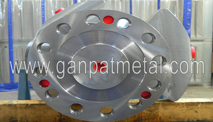 ASTM A403, 234, 182, 815 Weld Neck Flanges Series A or B Manufacturer/Supplier/Exporter In India