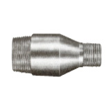 Swedge Nipple Buttweld Pipe Fittings, Stainless Steel, Carbon Steel