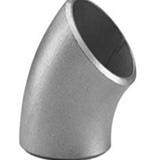 45 Degree Short Radius Elbow Buttweld Pipe Fittings