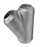 Lateral Tee Buttweld Pipe Fittings