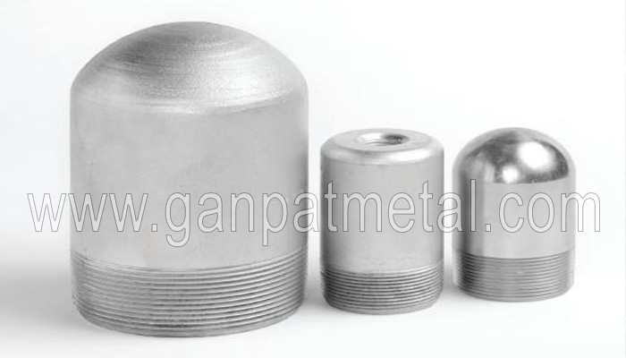 ASTM A403, 234, 182, 815 Threaded Bull Plug Manufacturer/Supplier/Exporter In India