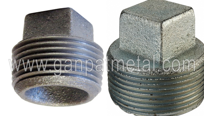 ASTM A403, 234, 182, 815 Threaded Square Head Plug Manufacturer/Supplier/Exporter In India