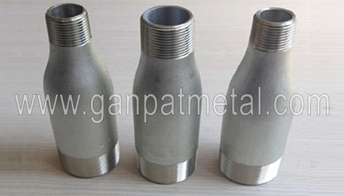 ASTM A403, 234, 182, 815 Threaded Swage Nipple Manufacturer/Supplier/Exporter In India